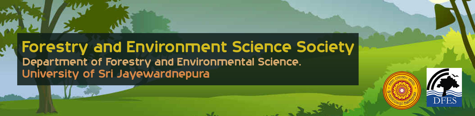 Forestry and Environment Science Society