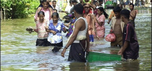 sri lanka flood-saidaonline