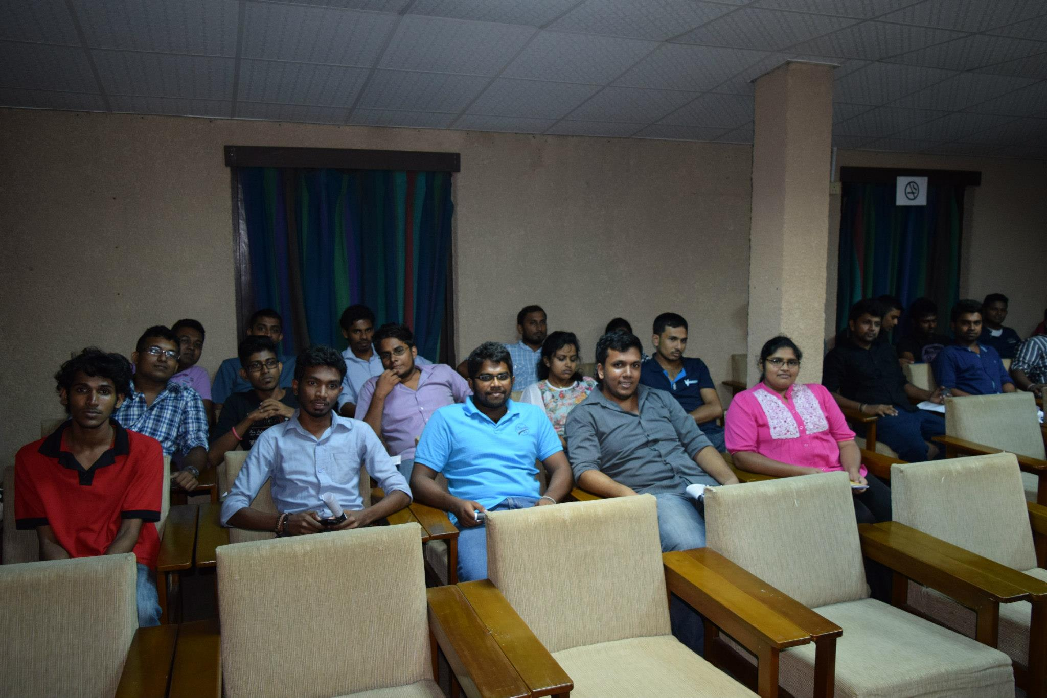 Field trip to National Institute of Fundamental Studies (20)