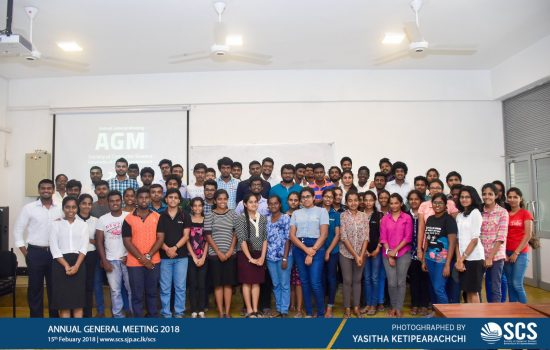Annual General Meeting-2018