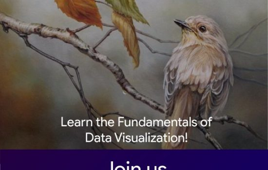 Workshop on Data Visualization – An introduction to Pearl Viz '21