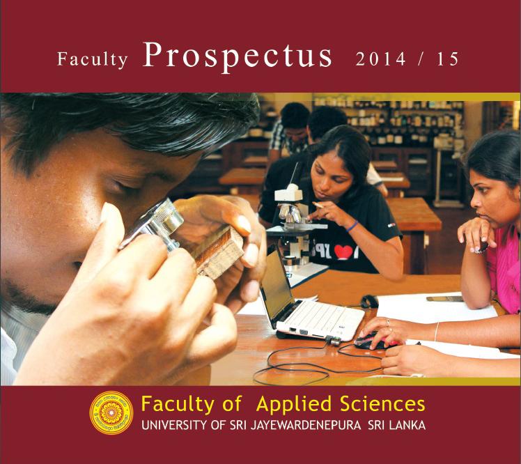 prospectus 2014/2015