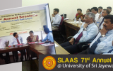 71st SLAAS Annual Sessions begin