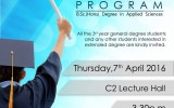 Extended degree awareness programme