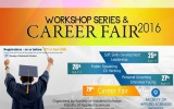 Workshop series and Career fair @ Faculty of Applied Sciences