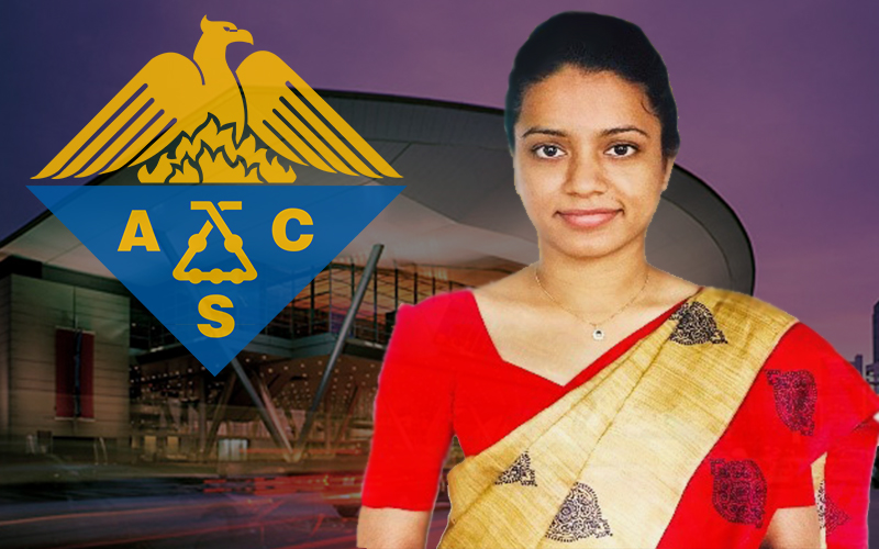 chamika-madawala-from-dept-of-chemistry-to-represent-american-chemical-society-meeting-in-usa