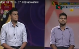 Social Robotics Lab of Dept of Computer Science Featured by Rupavahini