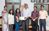 MPhil Student Won Popular Paper Award at SLAYS for Research on Antimicrobial Properties of Nanoparticles