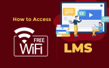 How New Students can Access Free WiFi (SJPNET) and Moodle (LMS)