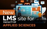 New LMS site for Faculty of Applied Sciences