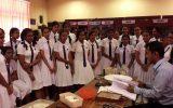 Museum visit, Ananda Balika Vidyalaya, Colombo