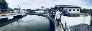 Waste water treatment, Kondawattuwana